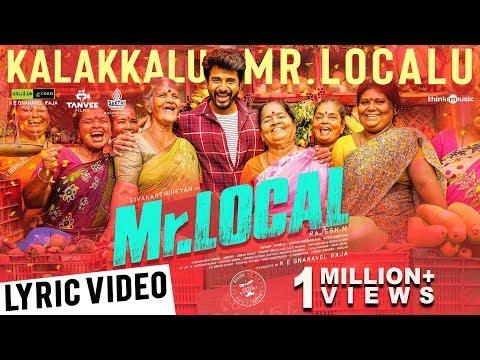 Embedded thumbnail for Kalakkalu Mr.Localu